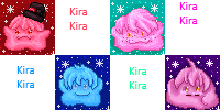 PG: avatars de ditto trainers by kittyshadow
