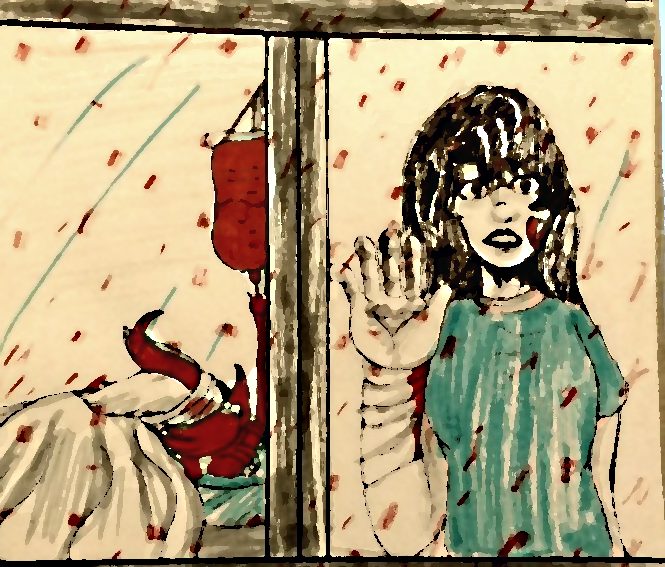 AA2: Red Rain by kittyshadow