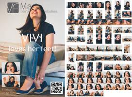 Vivi Loves Her Feet! by TheFlesh666