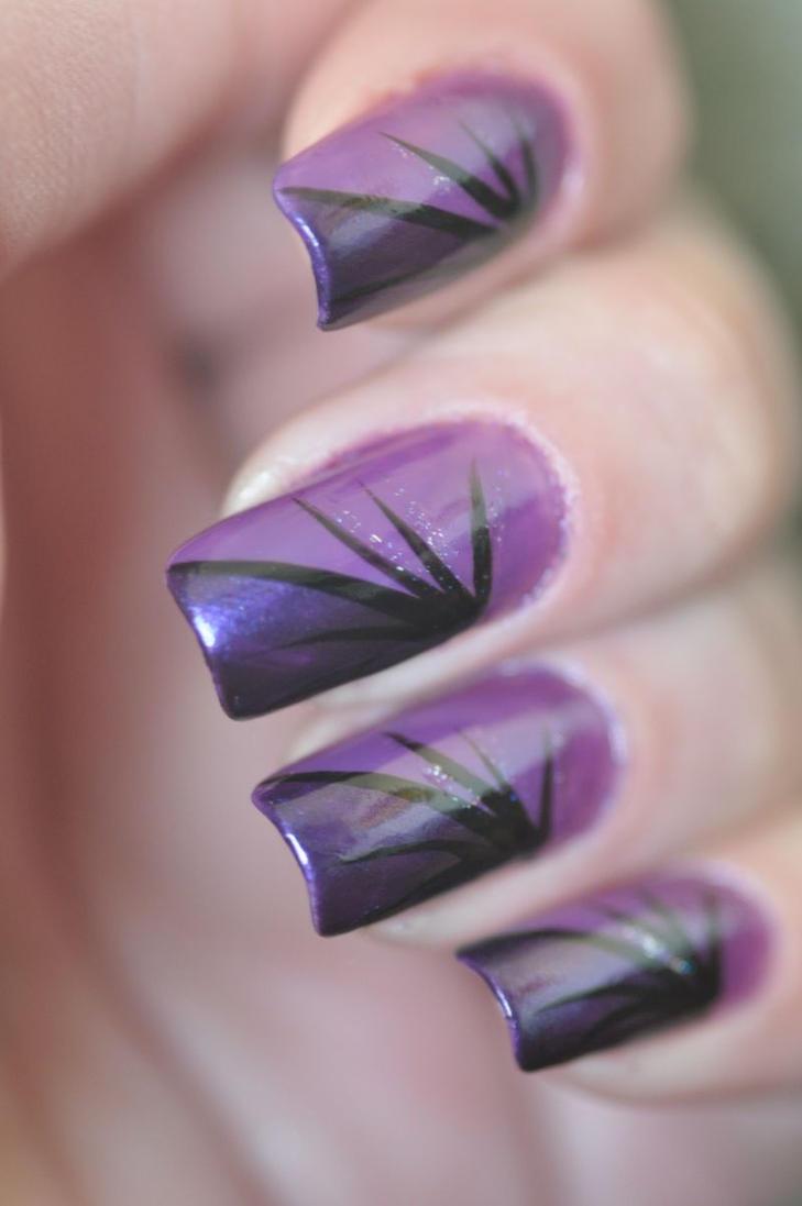 Nail Art 12 by VickiH