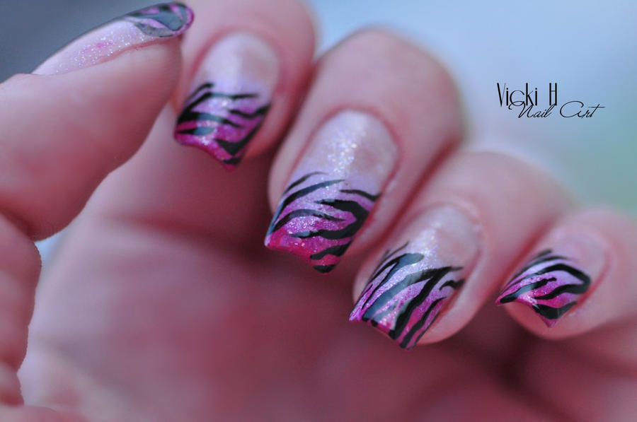 Nail Art 15 by VickiH