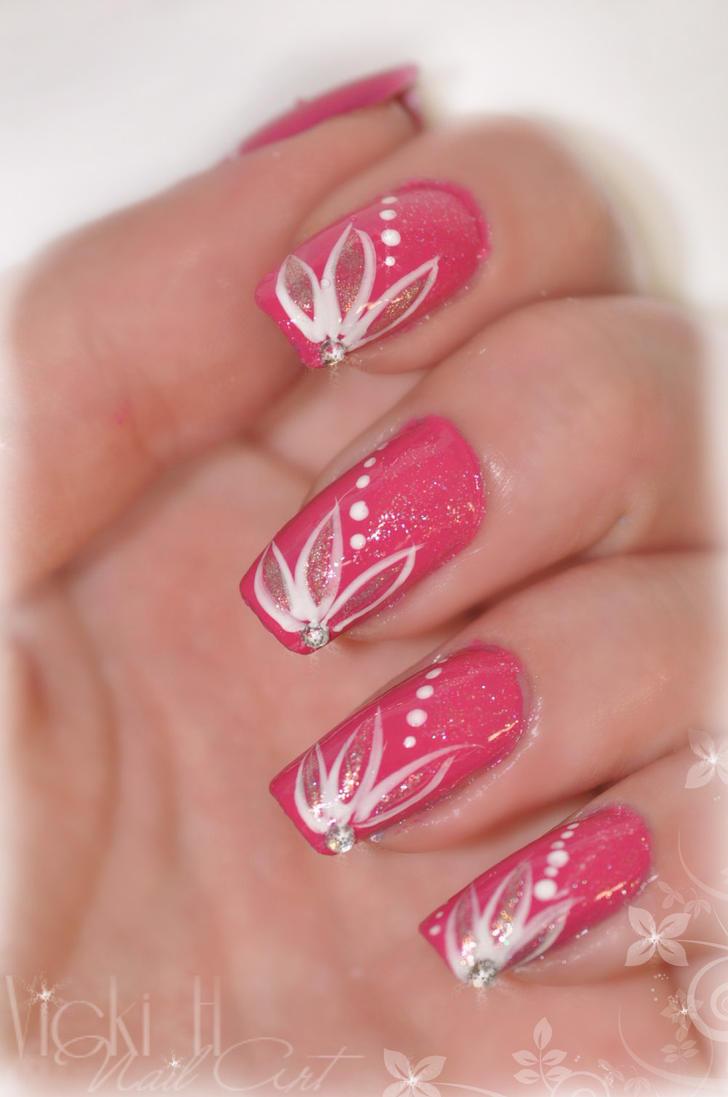 Nail Art 23 by VickiH