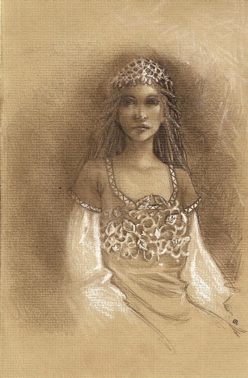 Arwen by Tifaerith