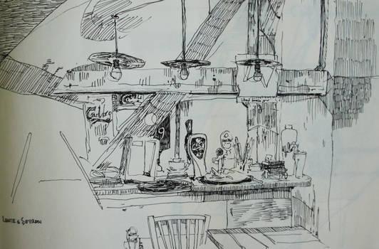 Lente si Sotron cafe - Bucharest - 02