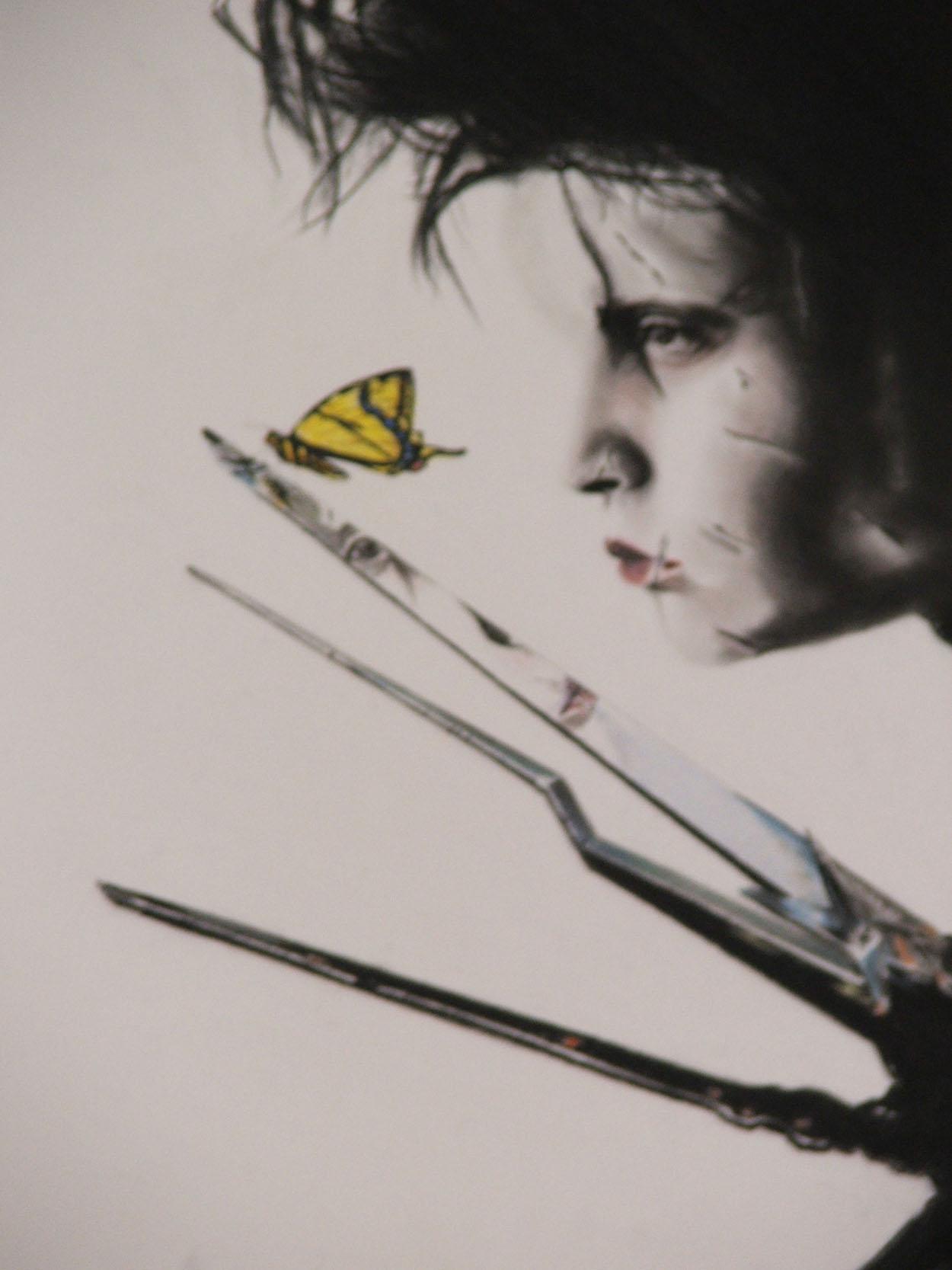 Edward Scissorhands By Tifaerith On Deviantart