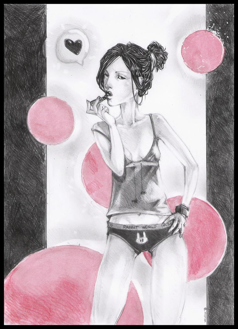 Lipstick by Tifaerith