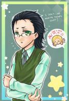 :Loki: I don't like by PrinceOfRedroses