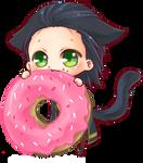 :Loki: doughnut XD