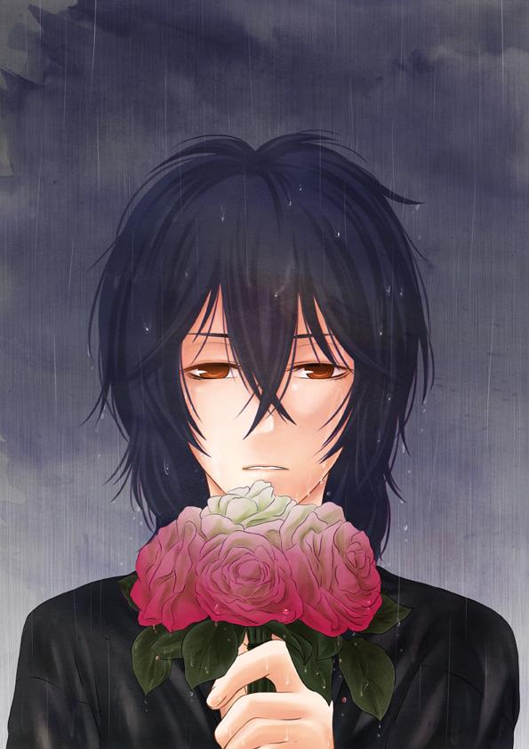 :Gn'R: Izzy November Rain by PrinceOfRedroses