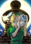 :Link: Majora's Mask