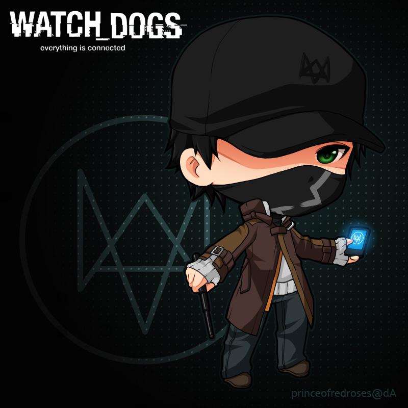 Watch Dogs  Pixel Art Pack