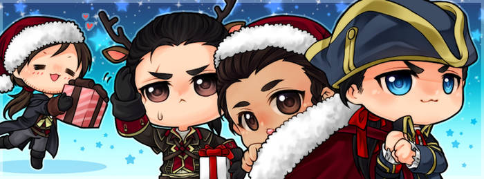:AC: just my x'mas FB cover