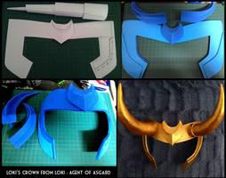 :prop: Loki's crown [ Loki: Agent of Asgard ]
