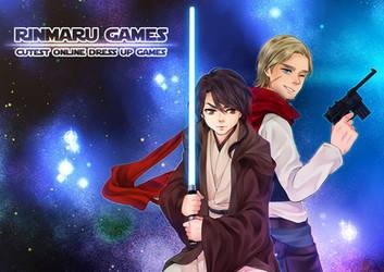 :Rinmarugames: December 2015 Star Wars banner by PrinceOfRedroses