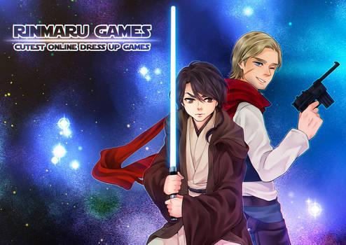 :Rinmarugames: December 2015 Star Wars banner