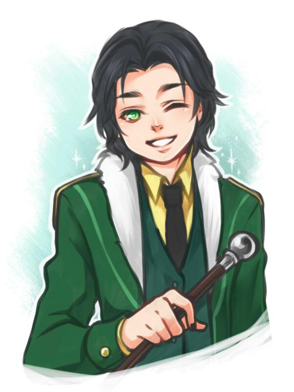 Loki - Marvel Avengers Academy by PrinceOfRedroses on ...