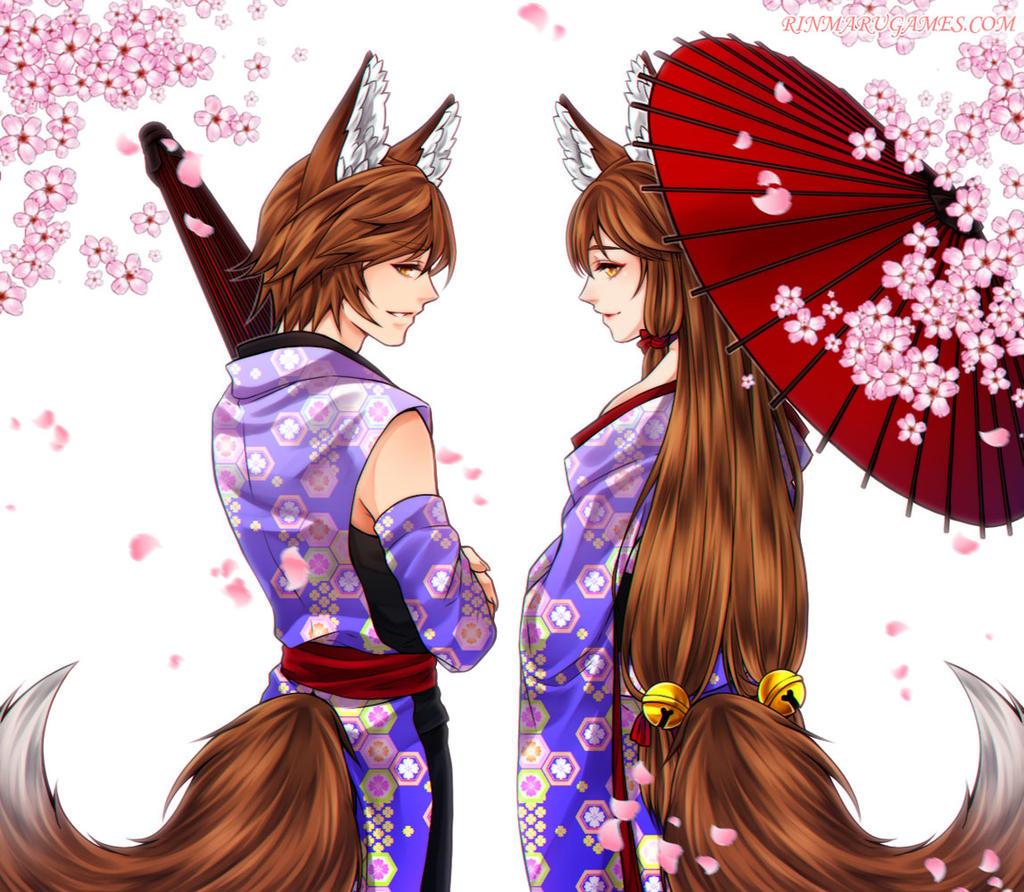 Rinmaru games by PrinceOfRedroses on DeviantArt