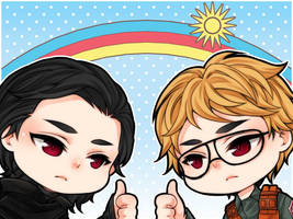 :SW: Comes the Rainbow