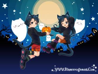 :Rinmarugames: October banner 2016 by PrinceOfRedroses