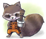 :GOG: Rocket and baby Groot