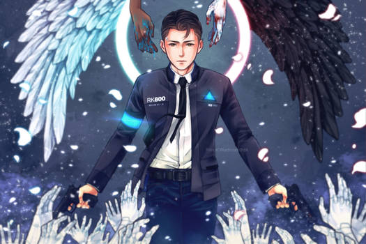 [D:BH] RK800-Connor:Choose your side