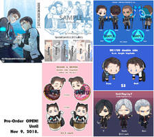 [D:BH] Charity project ( my little project )