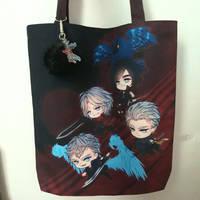 [DMC5] Devil May Cry V tote bag