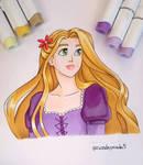 Rapunzel by candy-panda5