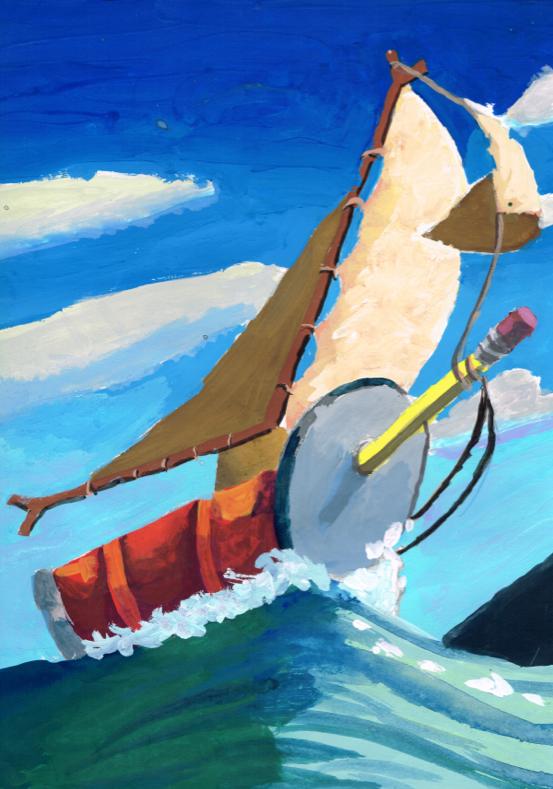 Explorer's Boat by RikaSigma