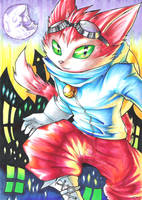 Marker Blinx by Strixic