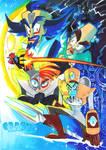 Crash Bandicoot Doctors Poster