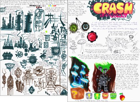 Crash Game Design