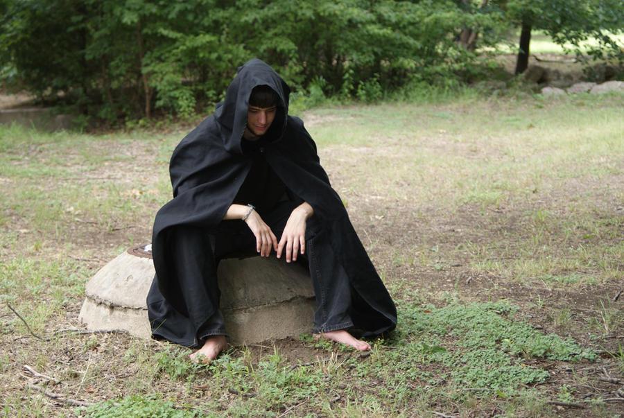 The Black Cloak
