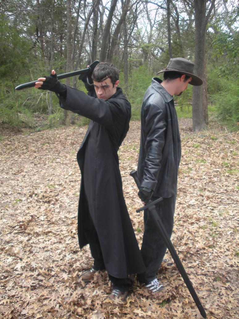 Dark Brothers by JoyfulStock