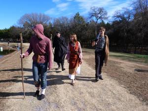 Traveling Warriors