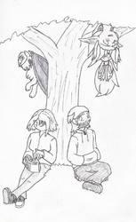 Nothin like a nice tree by Zwiebel