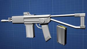 Assault Rifle Wip #2