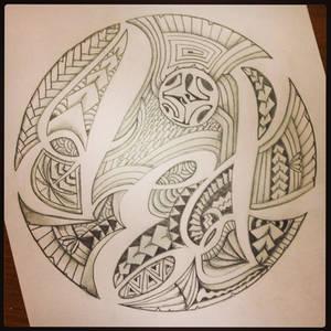 Polynesian initials