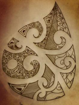 Polynesian comma