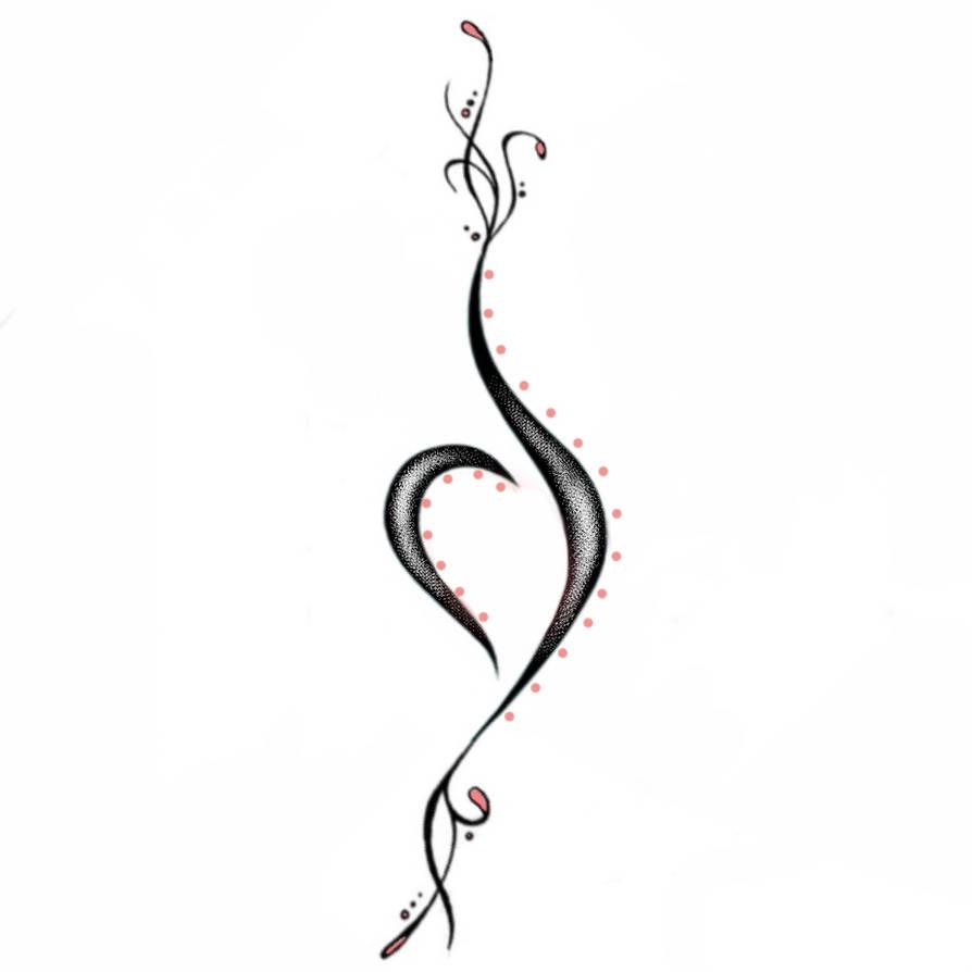 NEDA tattoo by A18cey