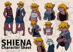 Shiena Character Sheet