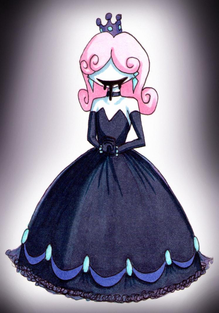 Black Blood Princess by StitchedUpZombie