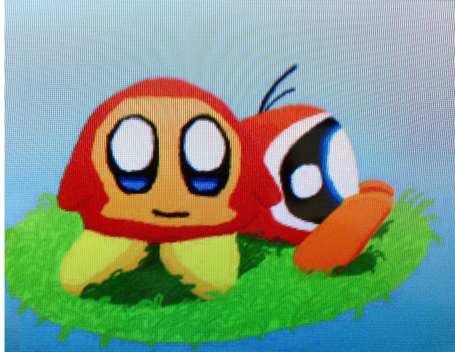 Waddle Dee and Waddle Doo -Chibi- by LPhela on DeviantArt Waddle Dee And Waddle Doo