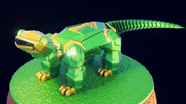 Mech Reptile Type MR