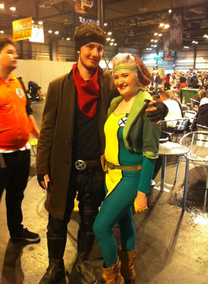 Rogue Cosplay :) by Blackeyes1001