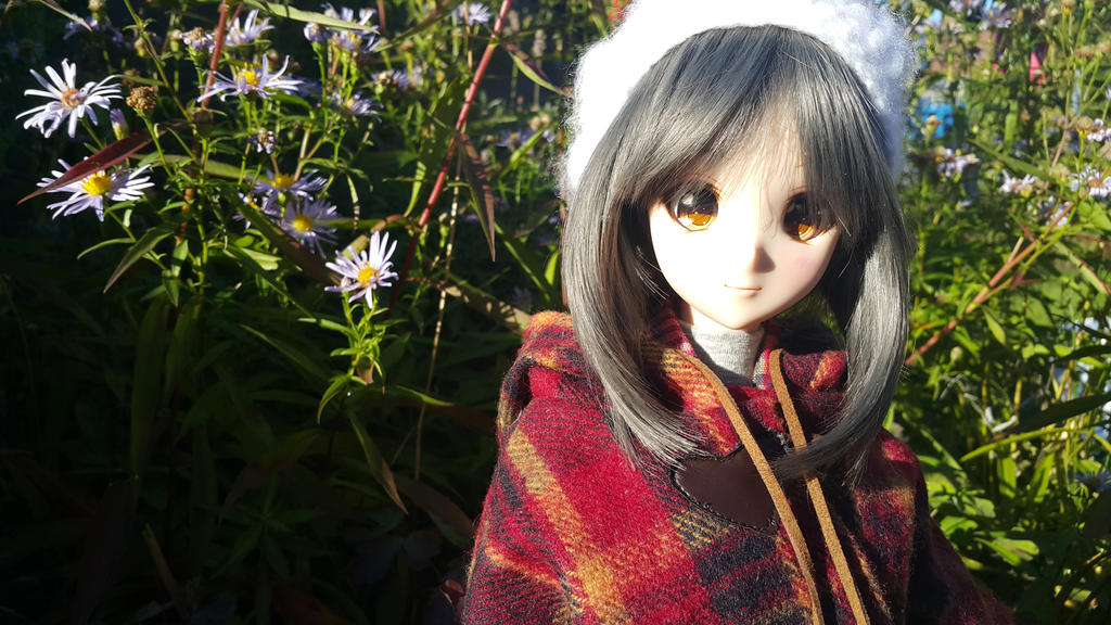 Meet Aoi Asuka by Blackeyes1001