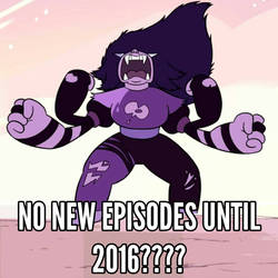 My reaction about new SU episodes