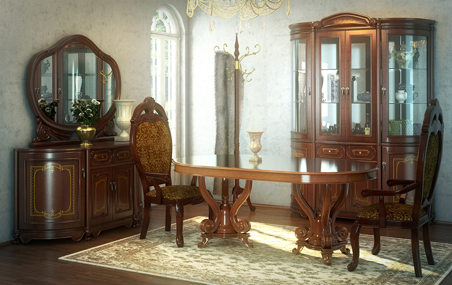 Interior ( 3d object ) by viiik33