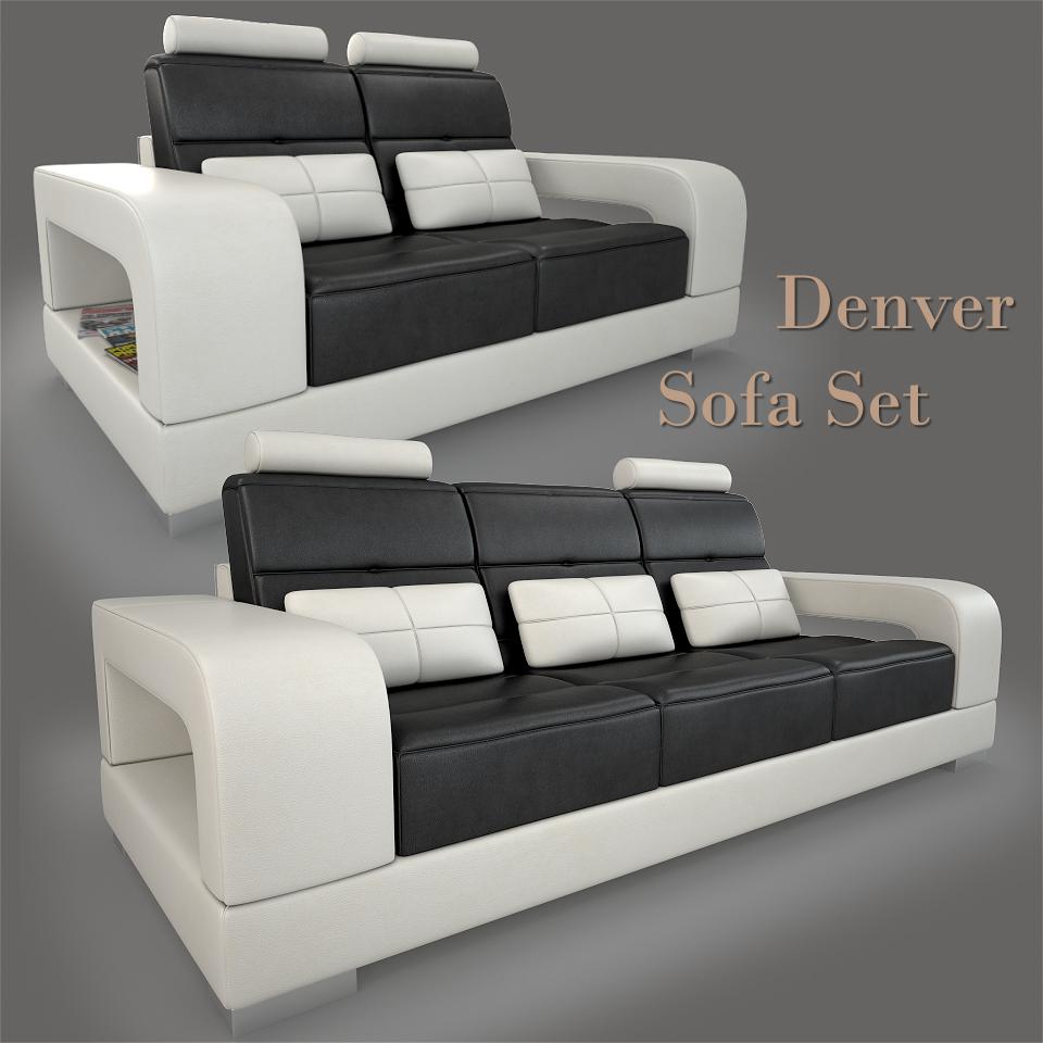Denver Sofa set by viiik33 on DeviantArt