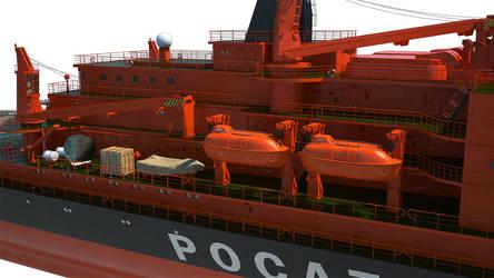 Icebreaker 50 Years of Victory by viiik33